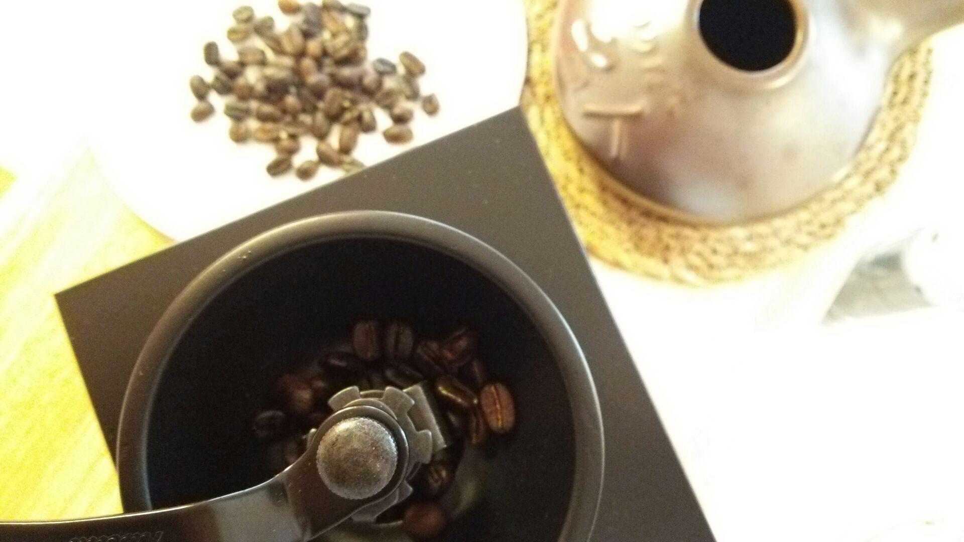 コーヒー焙煎をもっと身近に♪【個人レッスンもできます!】